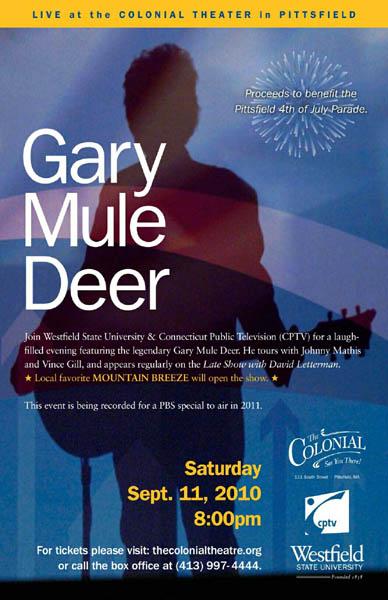 Gary Mule Deer News